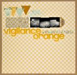 Vigilance Orange