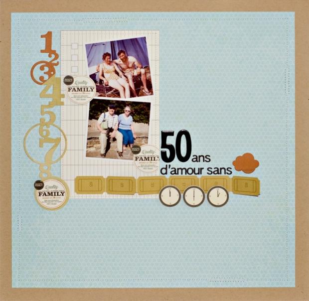50 ans d'amour sans nuage