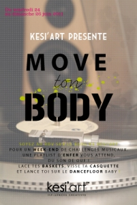 move ton body