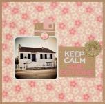 Keep calm and go home