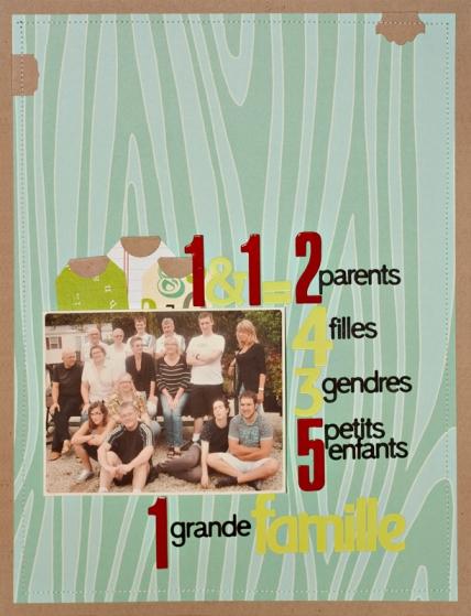 1 grande famille