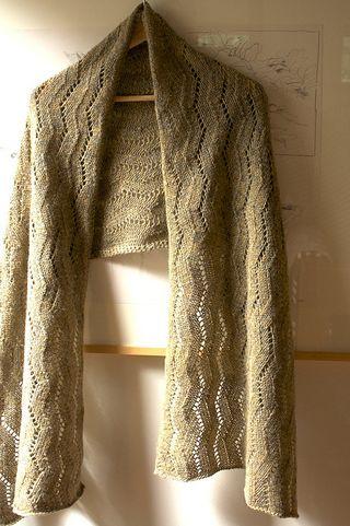 Herringbonne Lace modèle