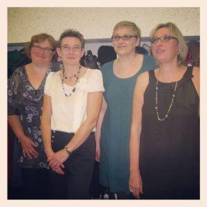 Les Sisters 2012
