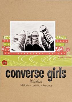 Converse girls