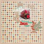 Incontournables bus rouges