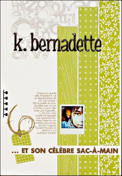 K Bernadette