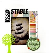 Keep stable