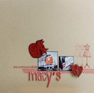 Page Incontournable Macy's