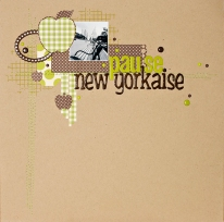 Pause new yorkaise
