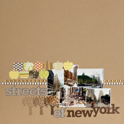 Streets of New York