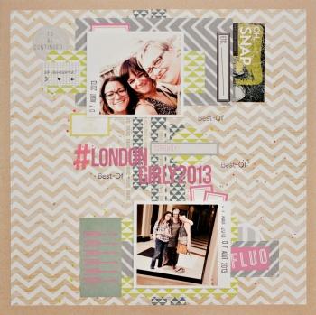 #londongirly2013