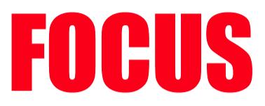 4 Focus rouge