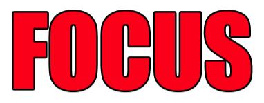 6 Focus rouge contour