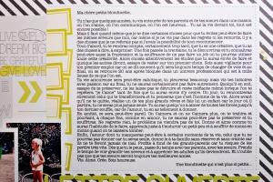 Lettre ouverte à une blondinette journaling