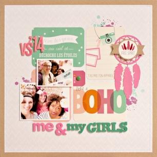 Me & girls