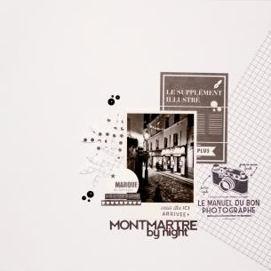 MontmartreByNight