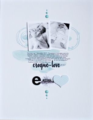 Croque love
